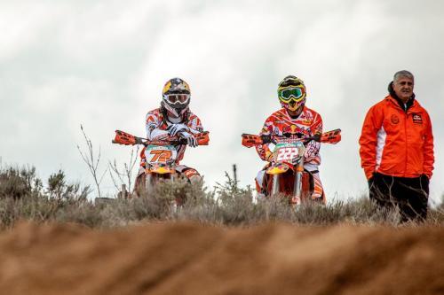 I grandi del Motocross a Riola Sardo (Or)